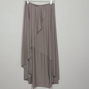 American Eagle Outfitters Assymetric Maxi Skirt